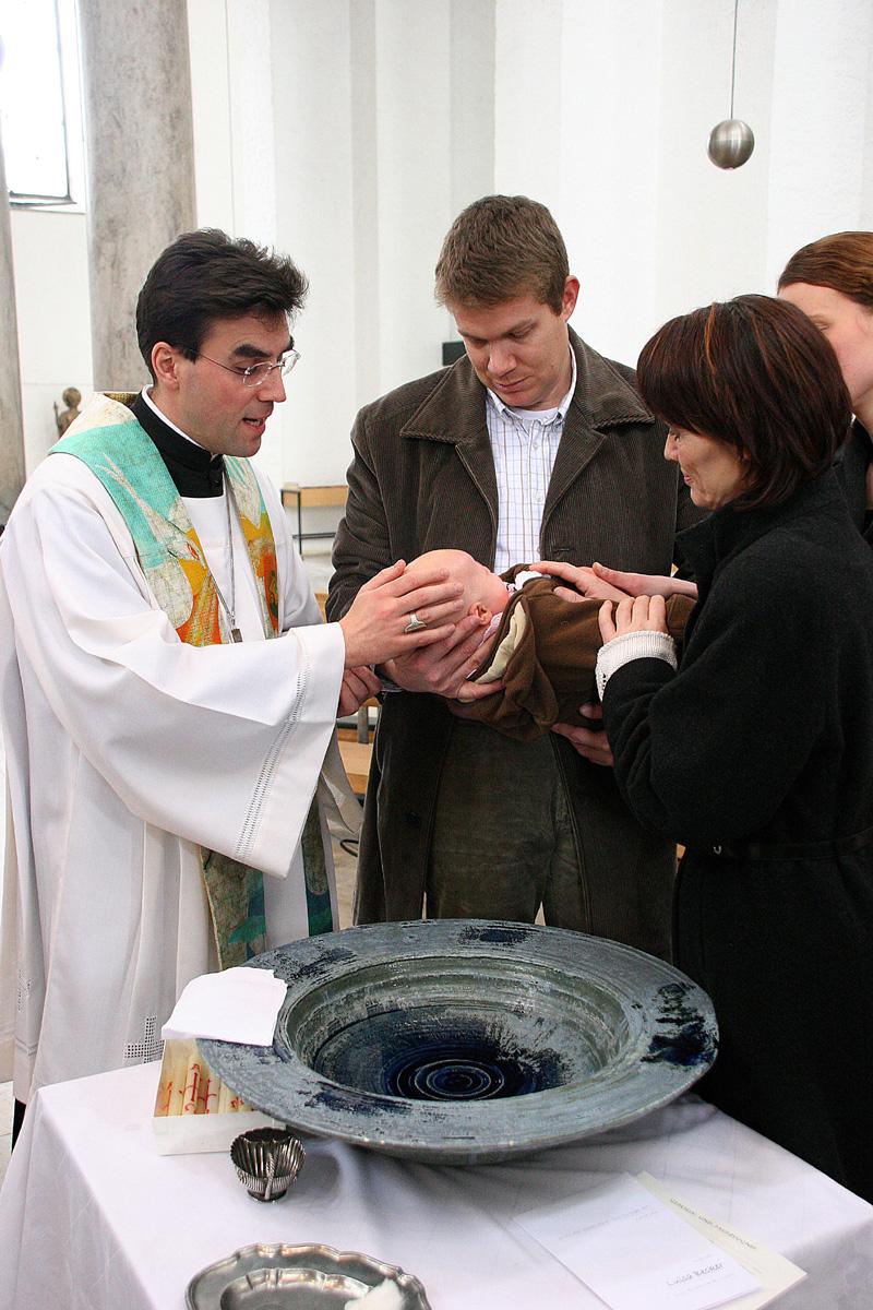 Taufe Sakrament